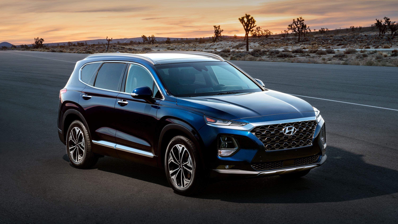 2019 Hyundai Santa Fe Hyundai Suv Hyundai Santa Fe Lexus Suv
