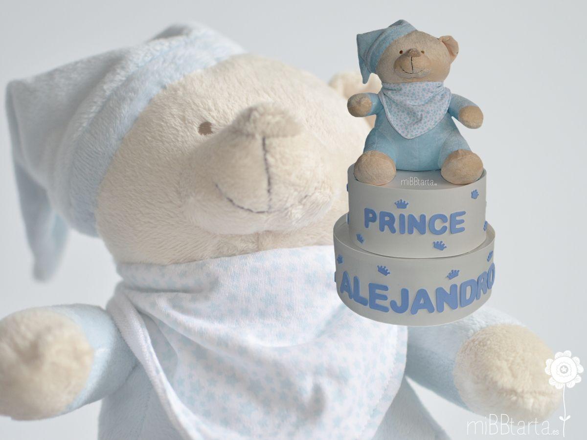 ¿Ha nacido o va a nacer un nuevo príncipe? Con esta tarta de pañales podrás darle la bienvenida que se merece http://www.mibbtarta.es/producto/tarta-prince-princess/ #regalobebe #regalosoriginales #canastilla #tartasdepañales #babyshower #canastillas #tartadepañales