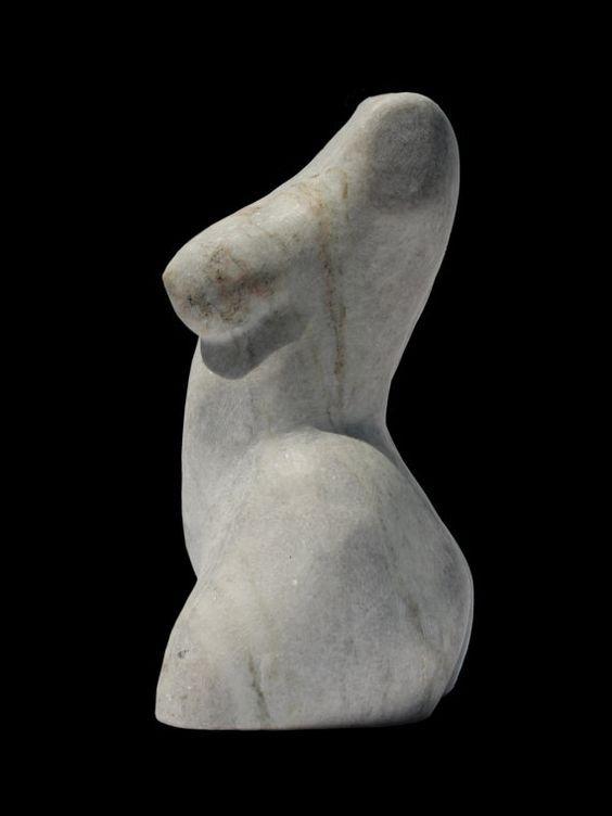 Marble Figurative Sculpture Venus With A Scar Classic Art Female Torso Stone Sculpture Handmade Carving Female Figure Stone Sculpture Figurative Sculpture Sculpture