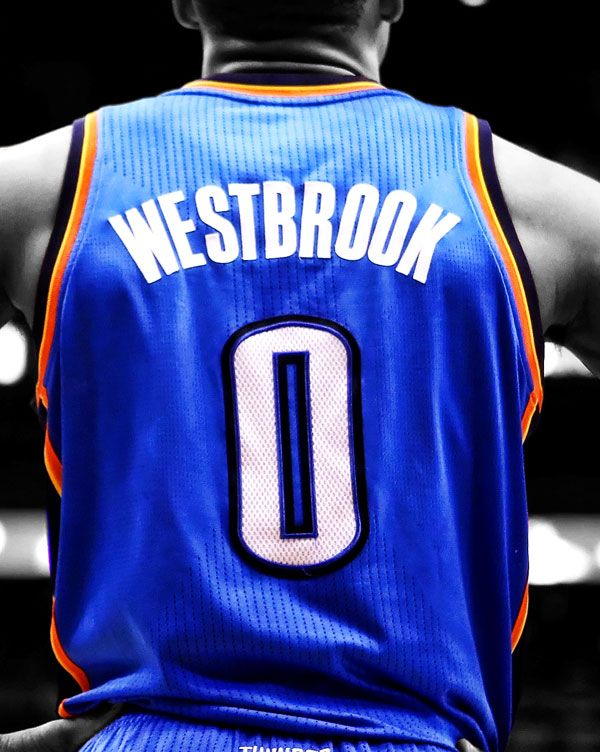 Westbrook - 2 Russell Westbrook Jersey c6c3343f0