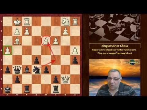 Sergey Karjakin vs Levon Aronian : Altibox Norway (2017): Italian Game:... : chess