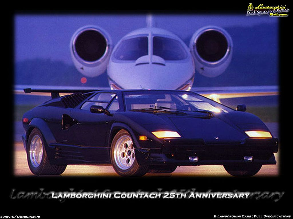 Lamborghini Countach Photos and Wallpapers TrueAutoSite