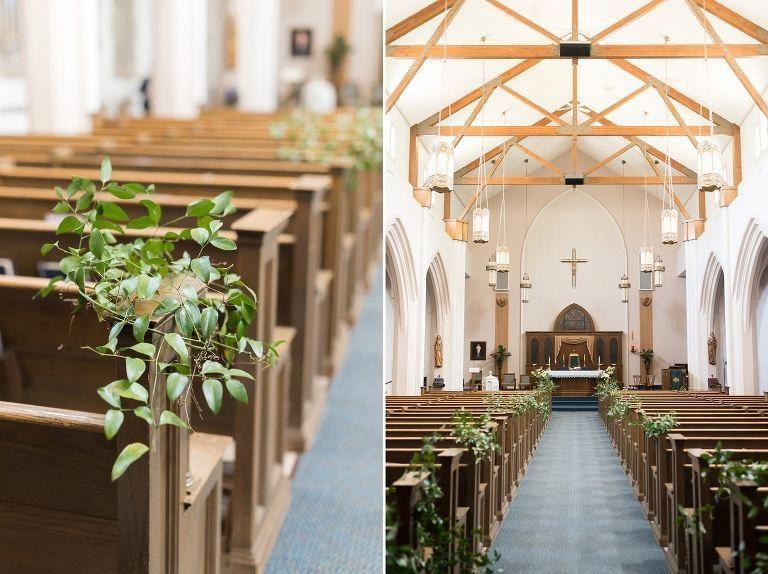 Denver Botanic Gardens Elegant Wedding Modern Wedding Venue Romantic Wedding Photography Church Wedding Decorations