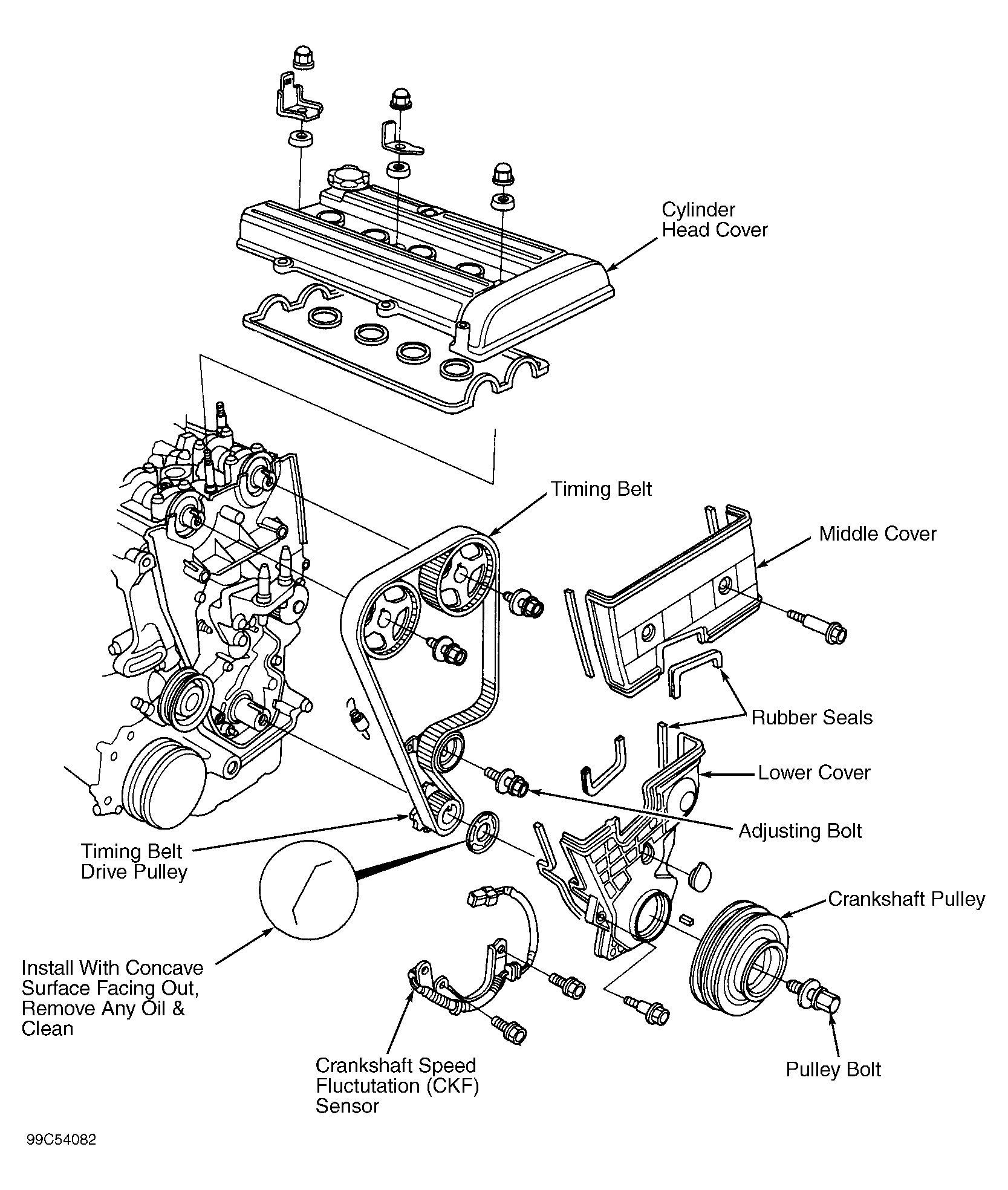 Ford Excursion Engine Diagram