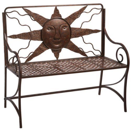 Awe Inspiring This Is A Cute Bench For The Patio Rustic Whimsical Garden Camellatalisay Diy Chair Ideas Camellatalisaycom