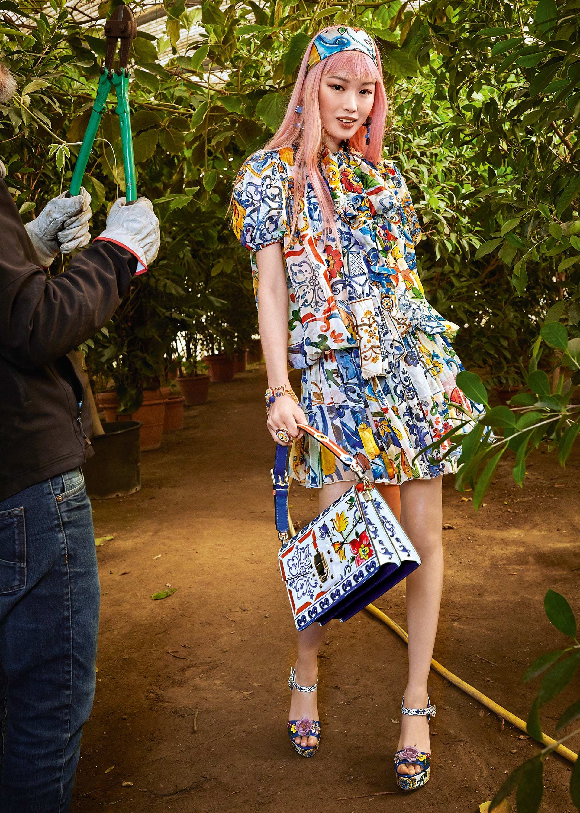 Discover the new Dolce   Gabbana Women s I Love Maiolica Collection for  Fall Winter 2018-19 and get inspired. Visit the official website  Dolcegabbana.com. cd201d7b9