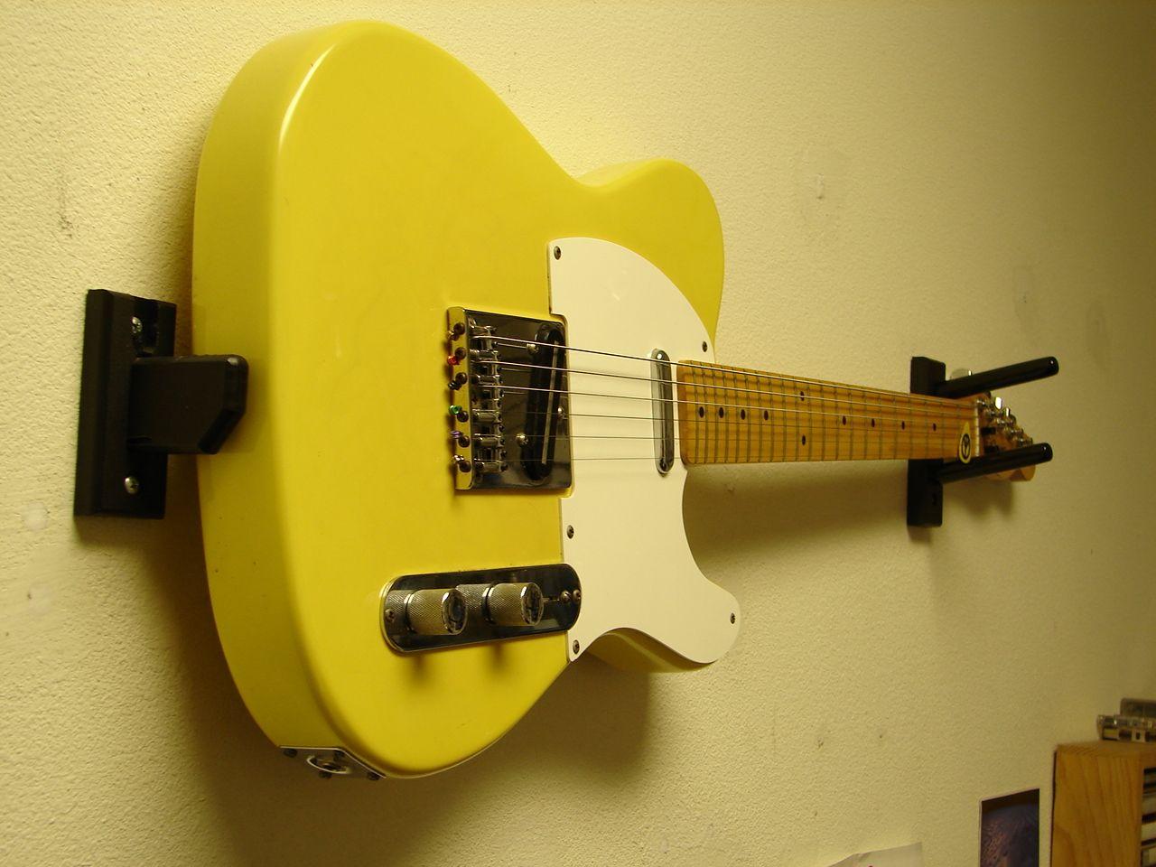 Guitar Wall Hanger   Guitars, Wall mount and Guitar wall