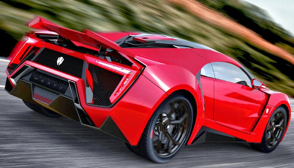 Lykan Hypersport Is The New Star Of Fast Furious See It