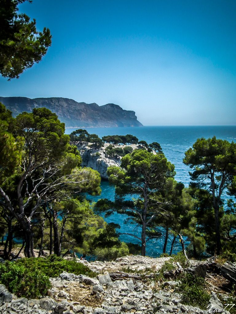 Calanque De Port Miou Cassis Cote D Azur Cote D Azur Paysage Voyage En France