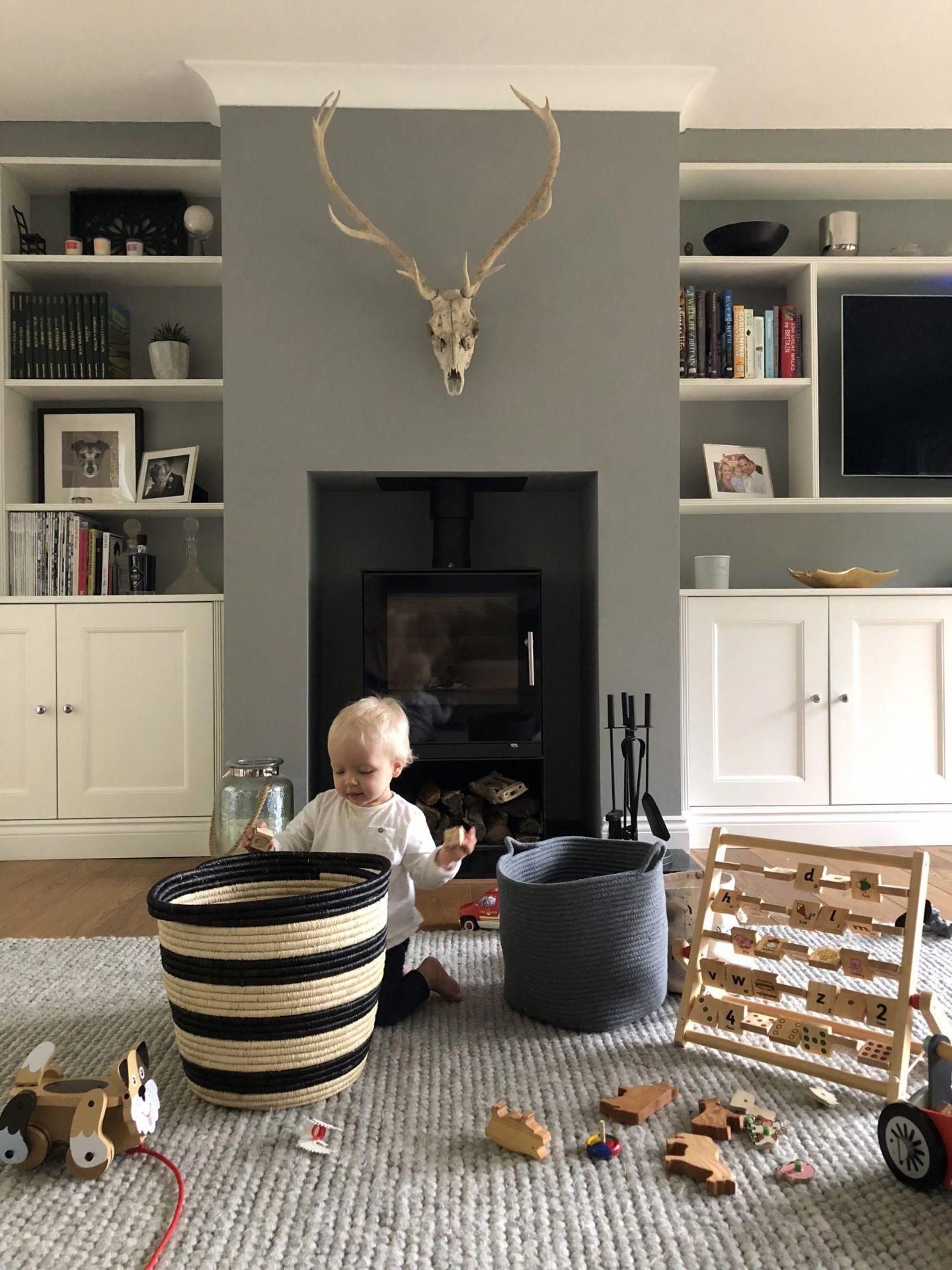Farrow Ball Paint Colours In My Home Just A Little Build Homelivingroom Living Room Design Diy Living Room Inspiration Living Room Decor