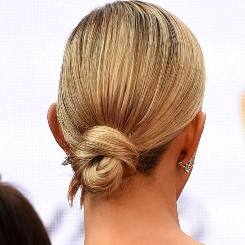 Easy Summer Hairstyles For Hot Days Short Hair Bun Easy Hairstyles Short Hair Styles