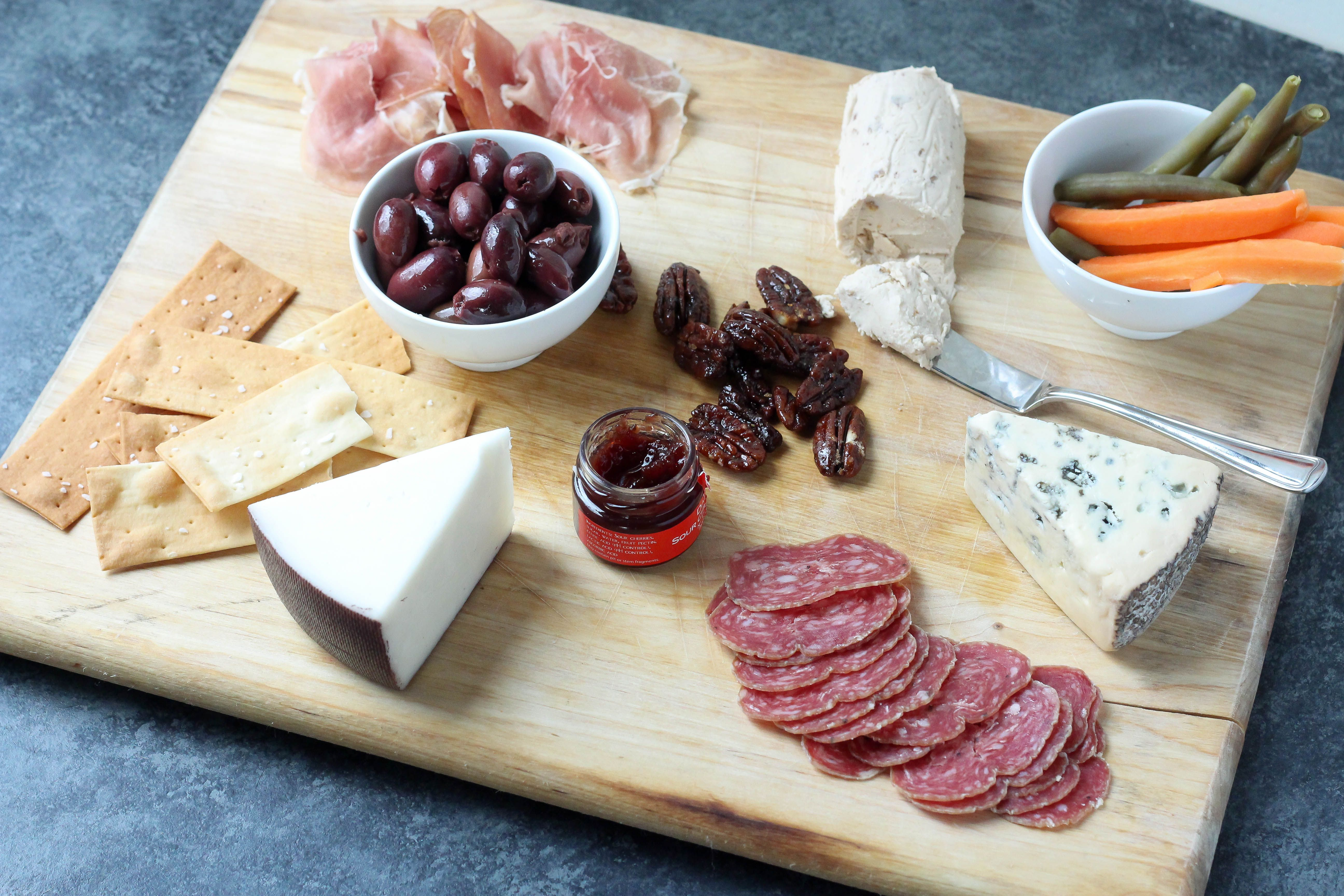 How to make the perfect charcuterie board charcuterie