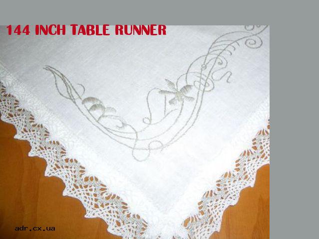 144 Inch Table Runner