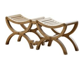 The Camden Bench  MidCentury  Modern, Wood, Bench by Jamb Limited