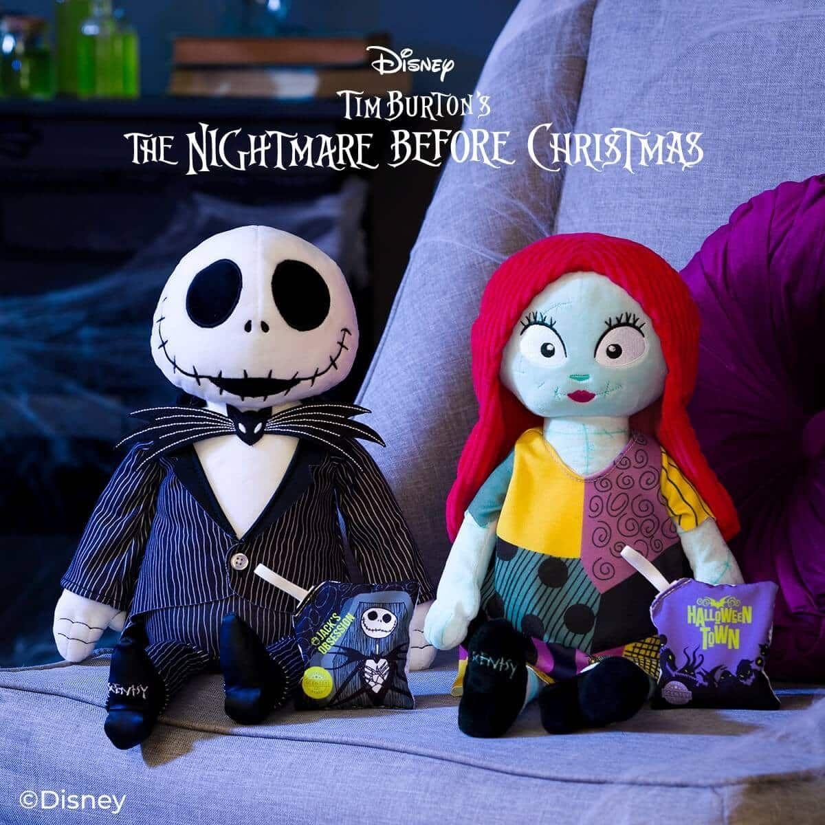 Scentsy Jack Skellington Nightmare Before Christmas Mini Warmer Plug In New