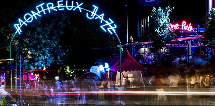 Montreux Jazz Festival >> Montreux Jazz Festival Montreux Switzerland Celebrate