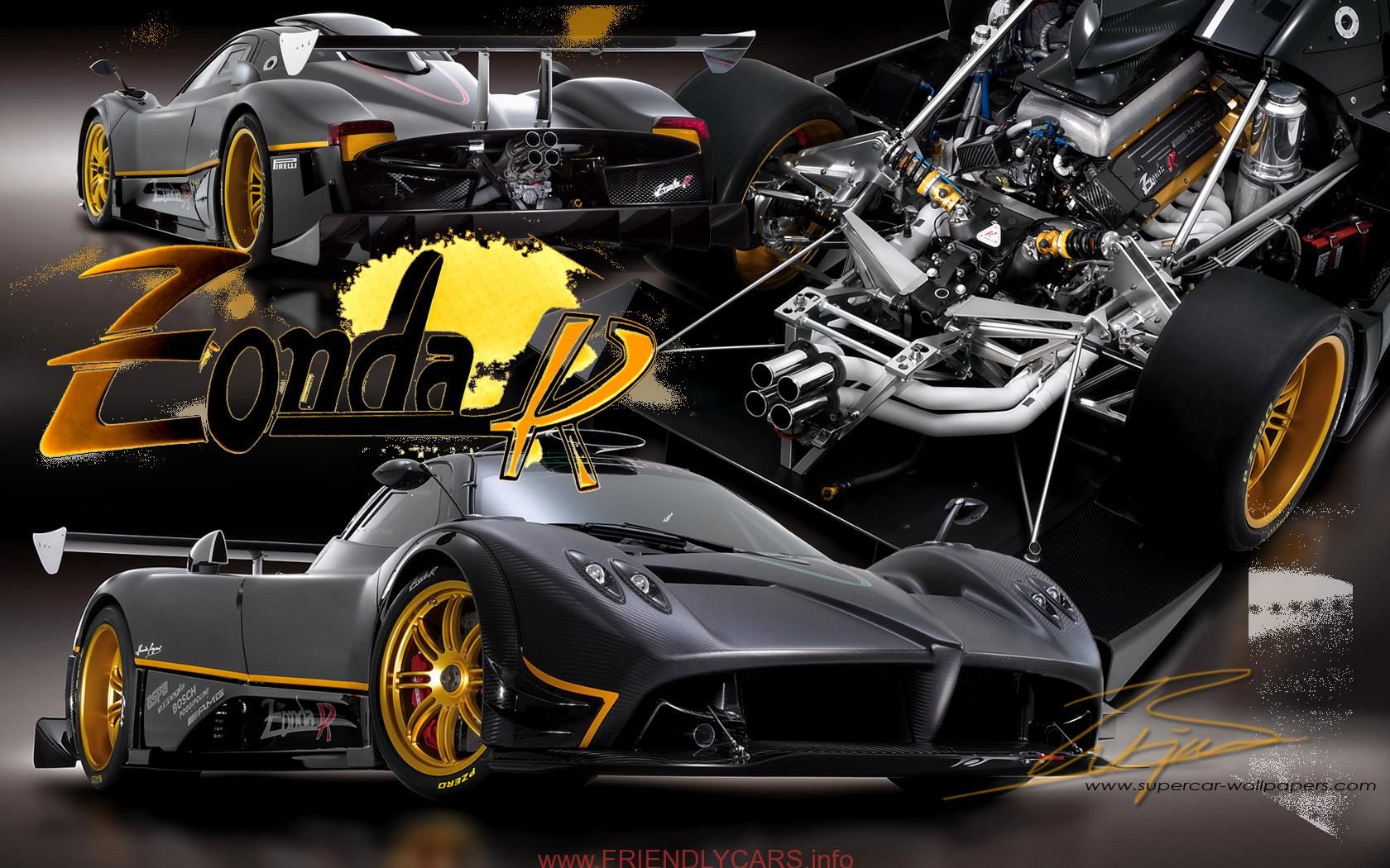 2015 Pagani Zonda R Wallpaper   Future Cars Models