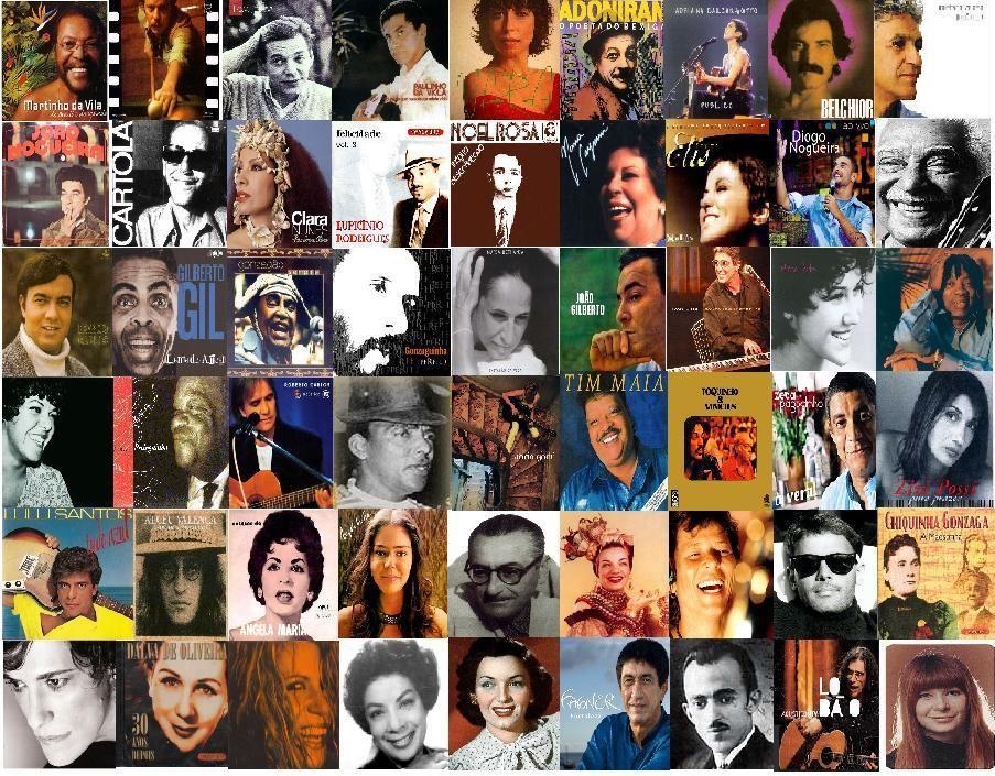 Musica Popular Brasileira Mpb Rica Em Harmonia Com Imagens