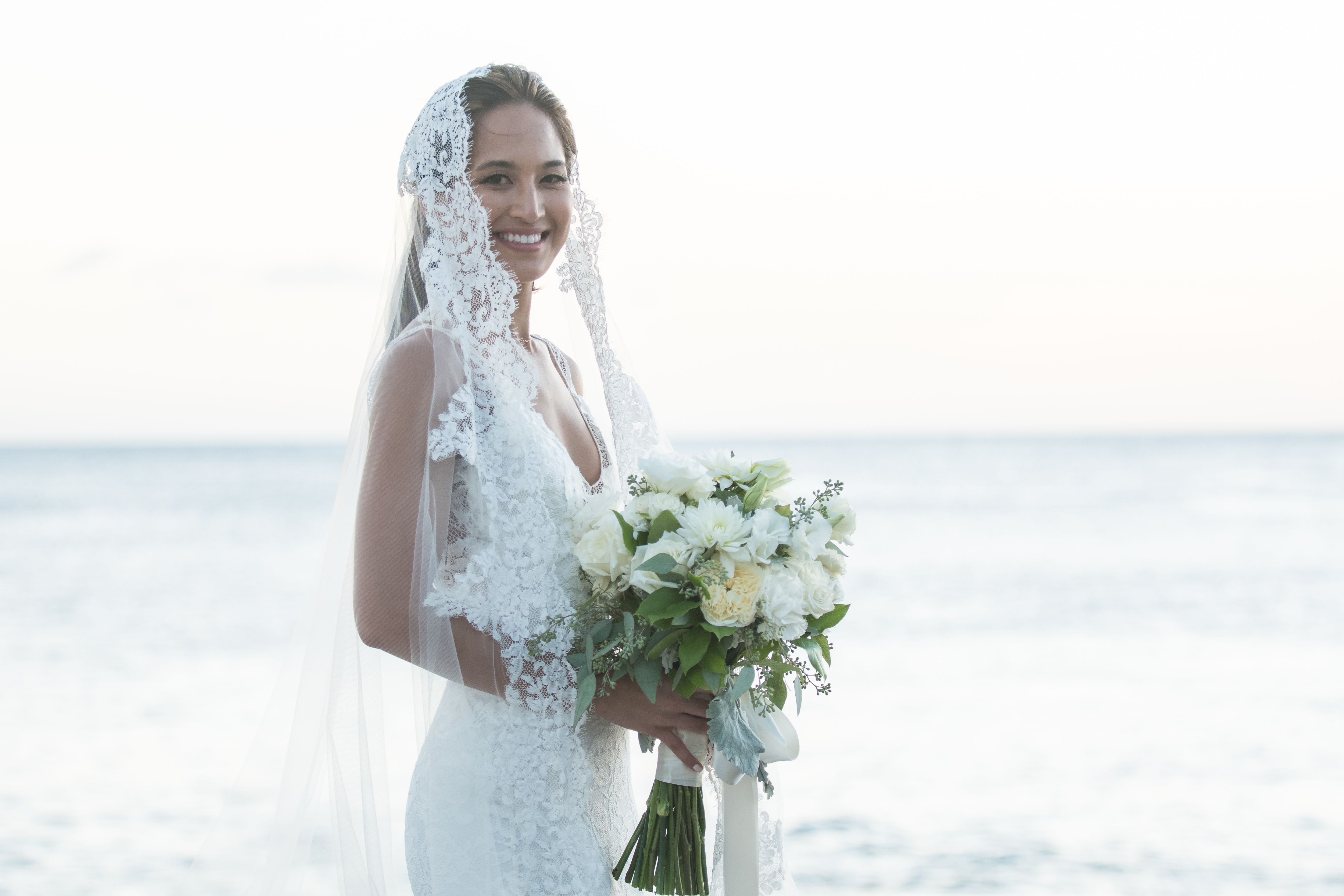 Hawaii wedding ocean gardens paradise cove at ko olina wedding