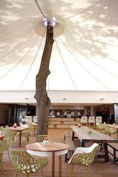 La Motte Reinvented Outdoor Restaurant Outdoor Cafe Restaurant Design