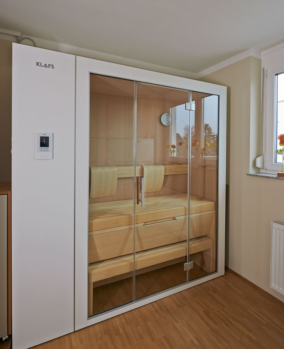 Klafs S1 Sauna S1 Fits Easily Anywhere Klafs Klafsbaltica