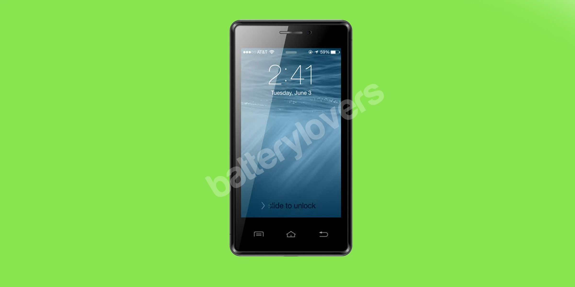 Karbonn A81 Black – Buy Brand New Karbonn A81 Mobile at Best Price in India at Batterylovers