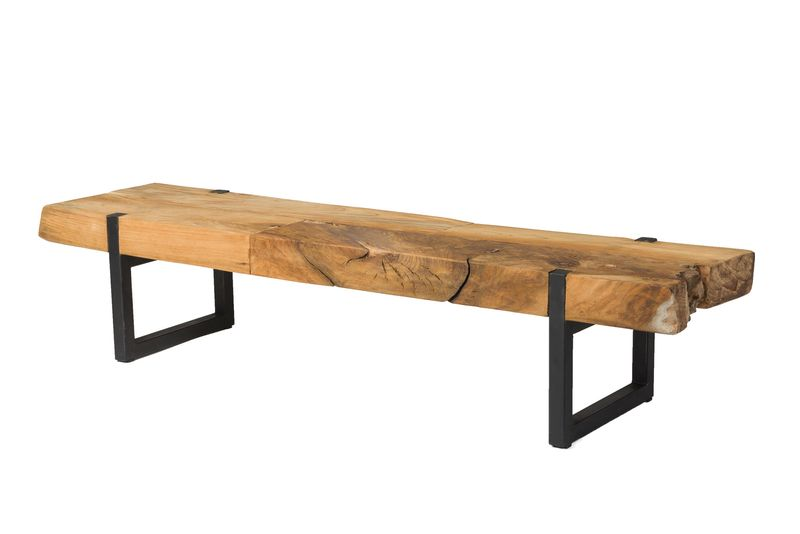 The D-Bodhi Narrow Coffee Table from LH Imports is a ...