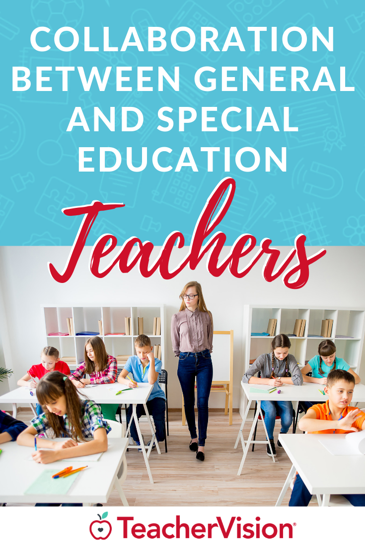 Collaboration Between General and Special Education Teachers is part of Special education teacher, Special education classroom, Special education classroom setup, Inclusion classroom, Special education, School resources - Explore the key elements in collaborations between general educators and special educators