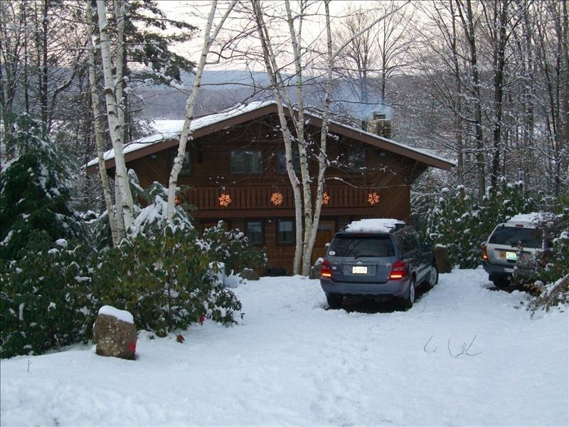 House vacation rental in lake harmony from