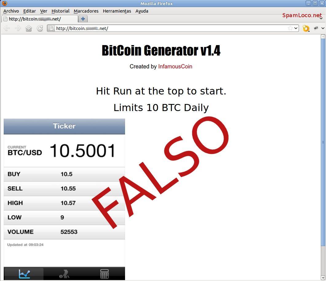 Bitcoin Generator 100 Working