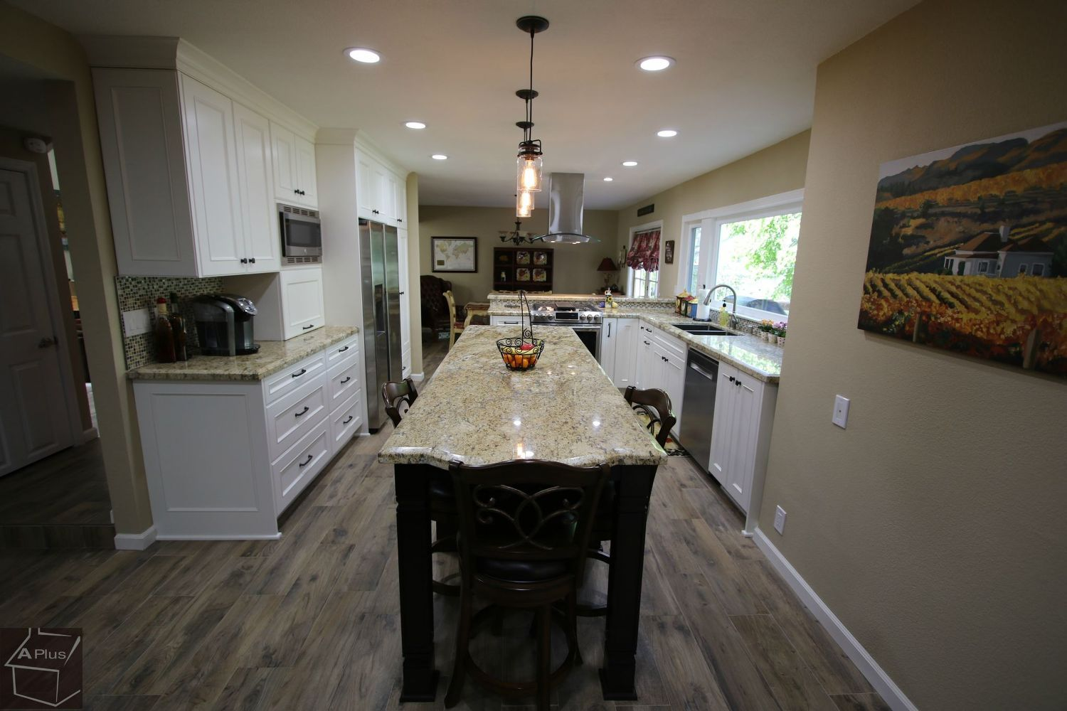 Design Build Traditional Kitchen Remodel In Lake Forest 121 Lake