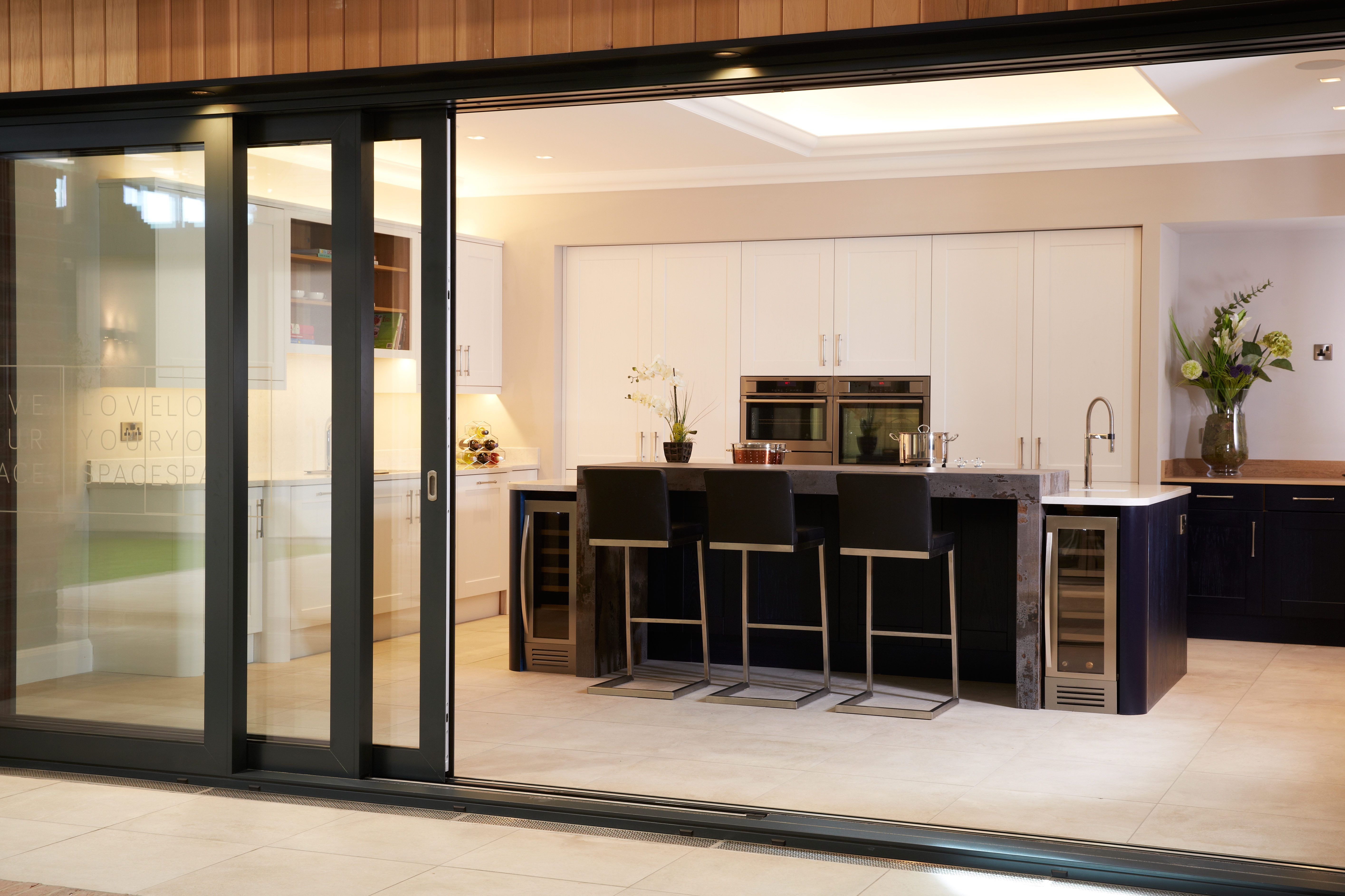 Bring The Outside In With Bespoke Bi Folding & Sliding Doors