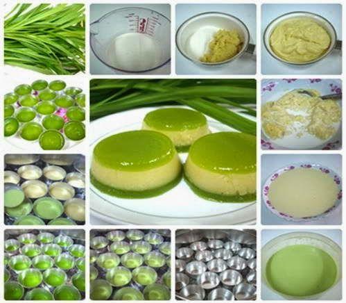 Vietnamese Food - Vietnamese Dessert Recipes