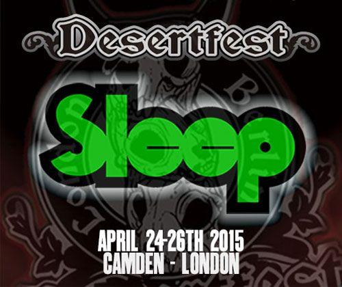 Sleep - Desertfest London 2015