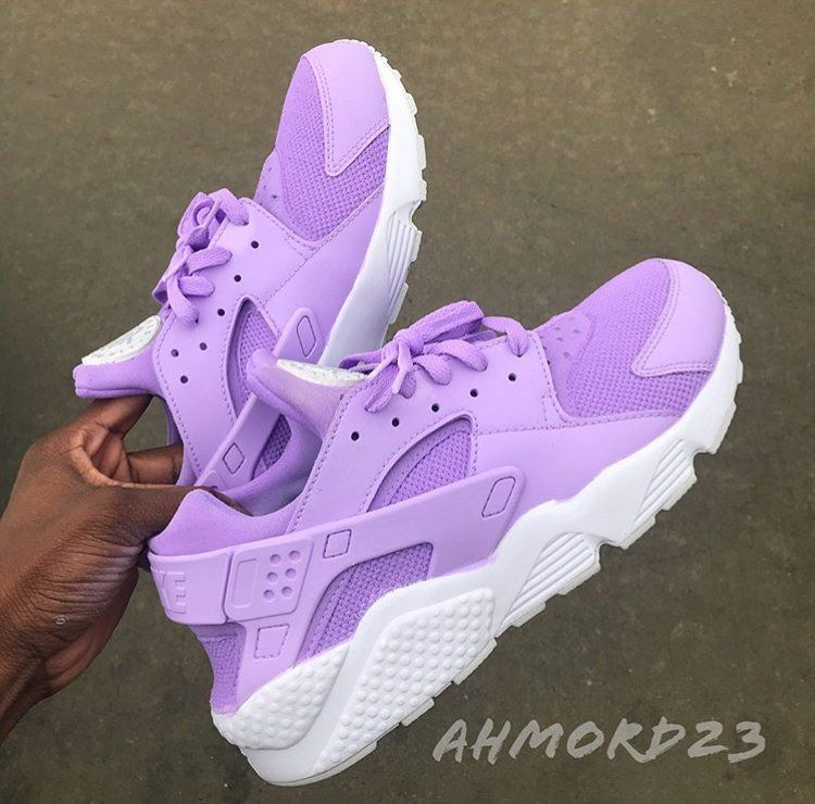 watch 7cff8 cd7d4 Image of Lavender Huaraches