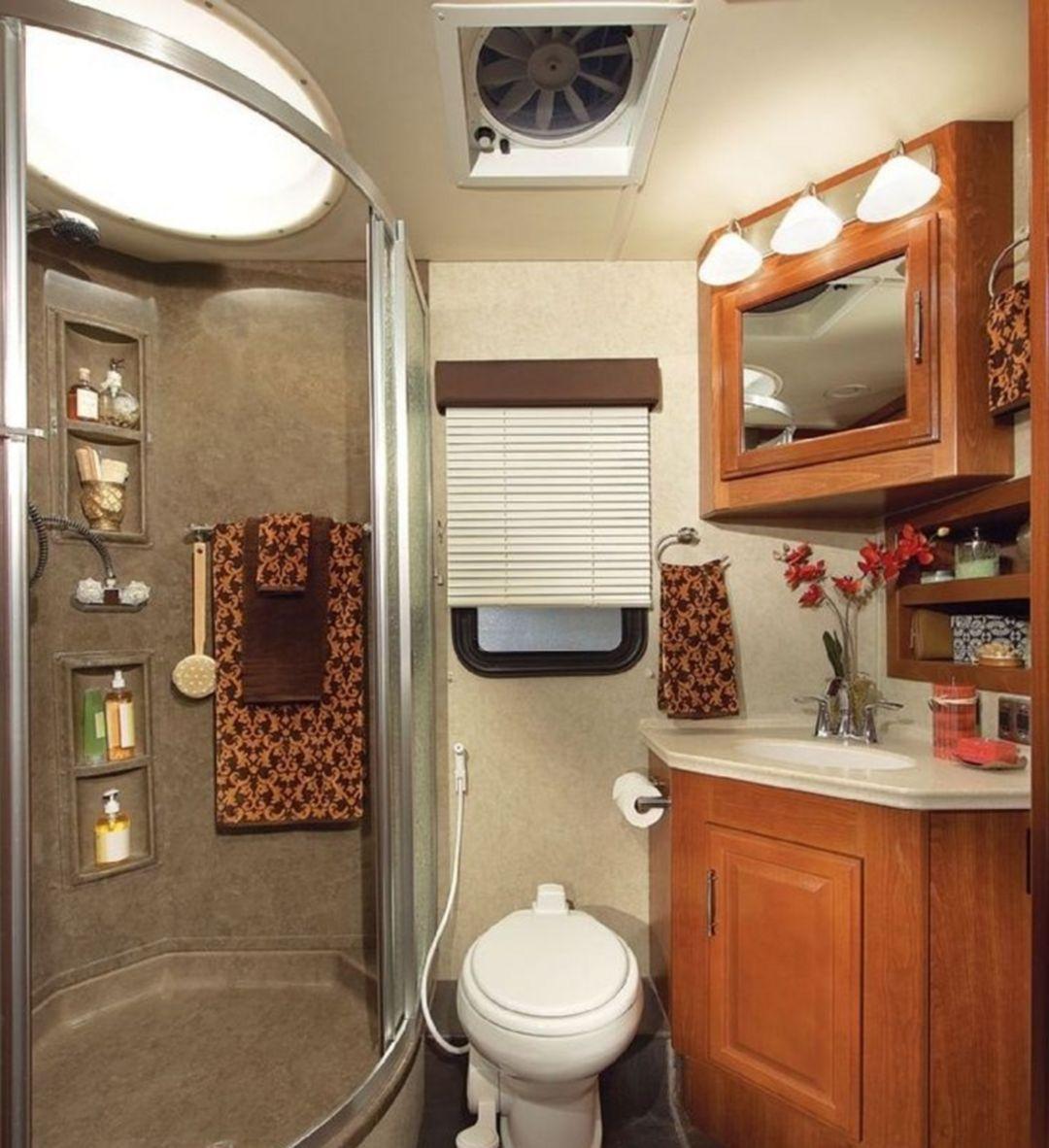 6 Extraordinary RV Camper Interior Makeover Ideas For Fun Journey