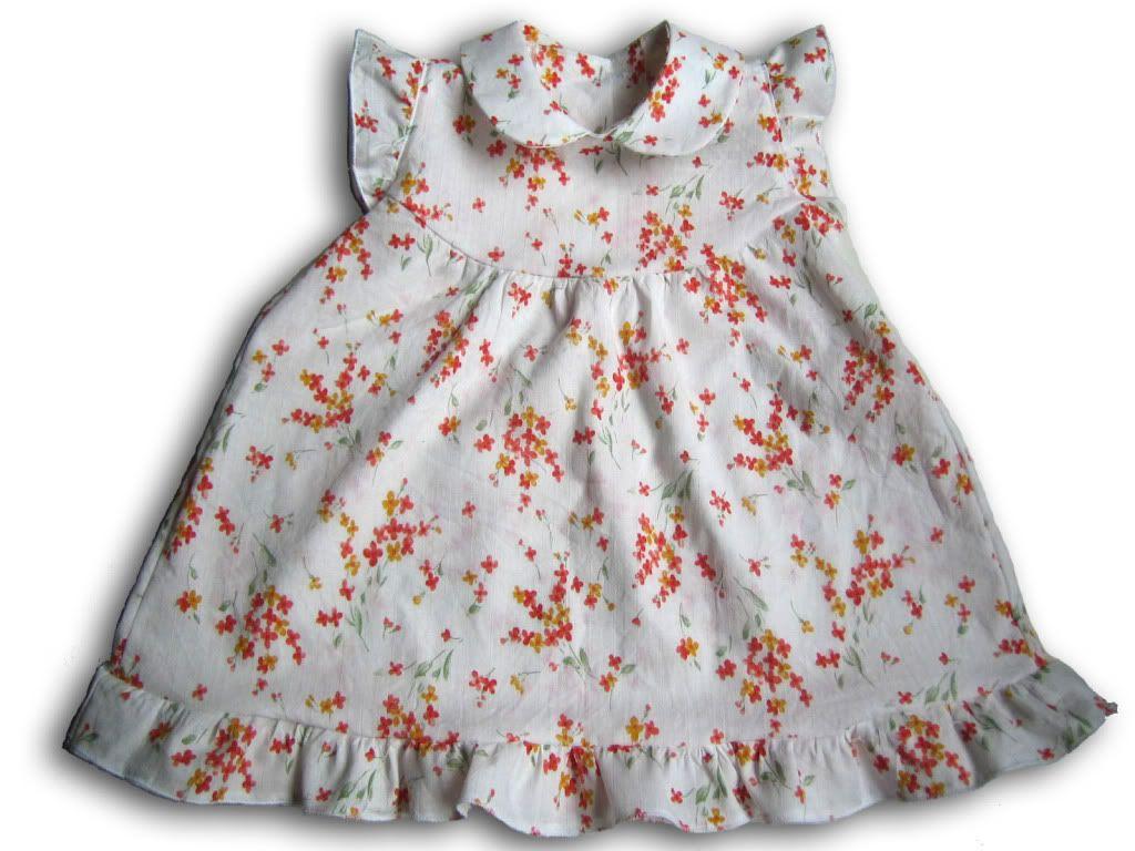 Burda 9802 Sewing Patterns For Kids Summer Dresses Fashion [ 768 x 1024 Pixel ]