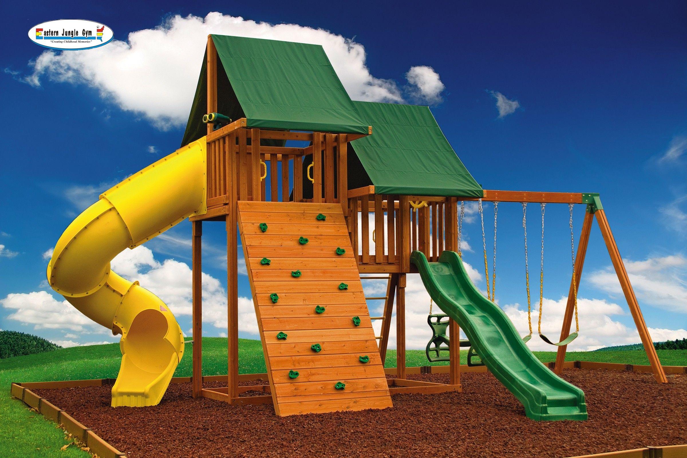 sky 1 backyard playground