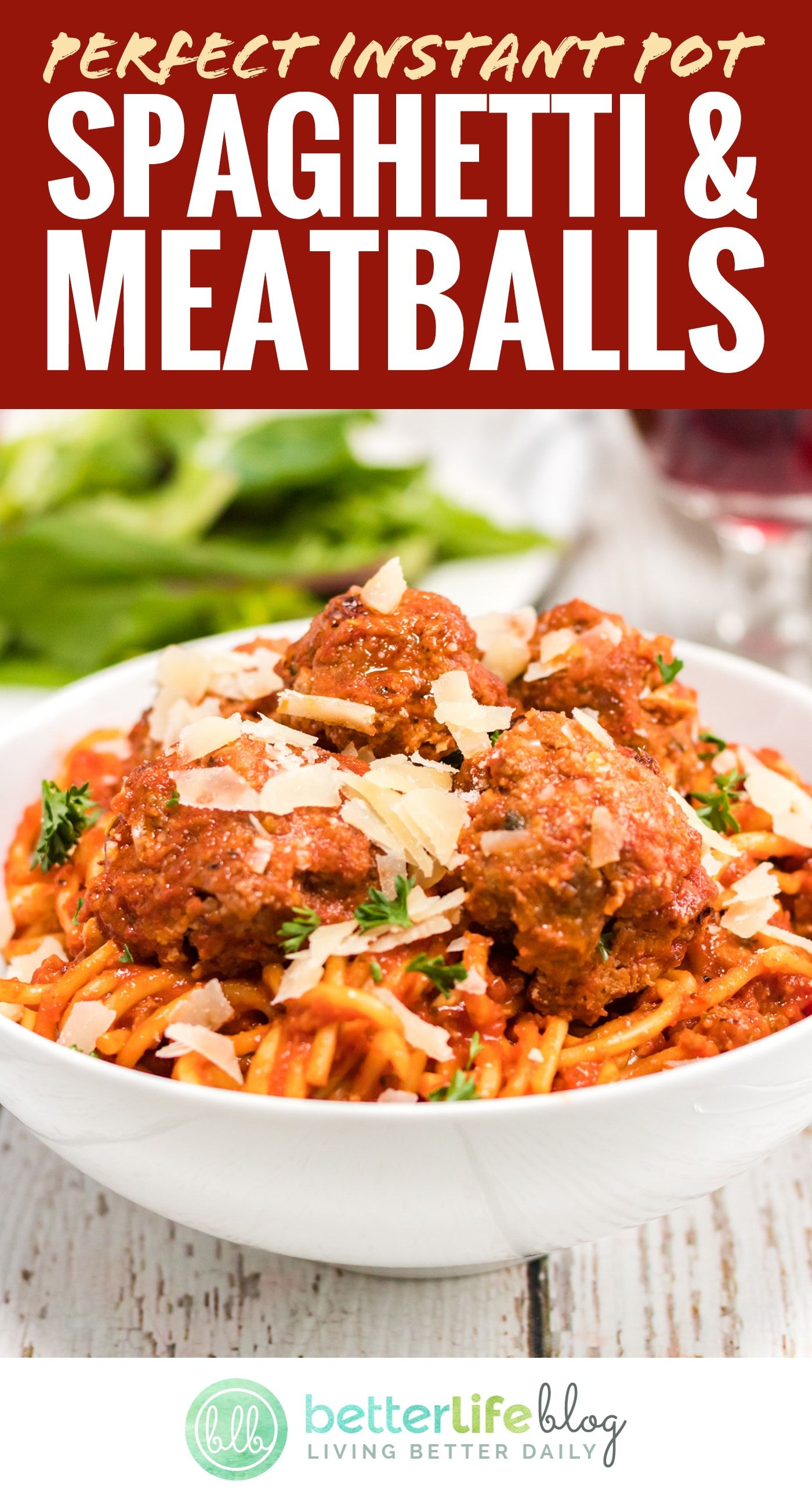 Instant pot spaghetti meatballs restaurant recipe