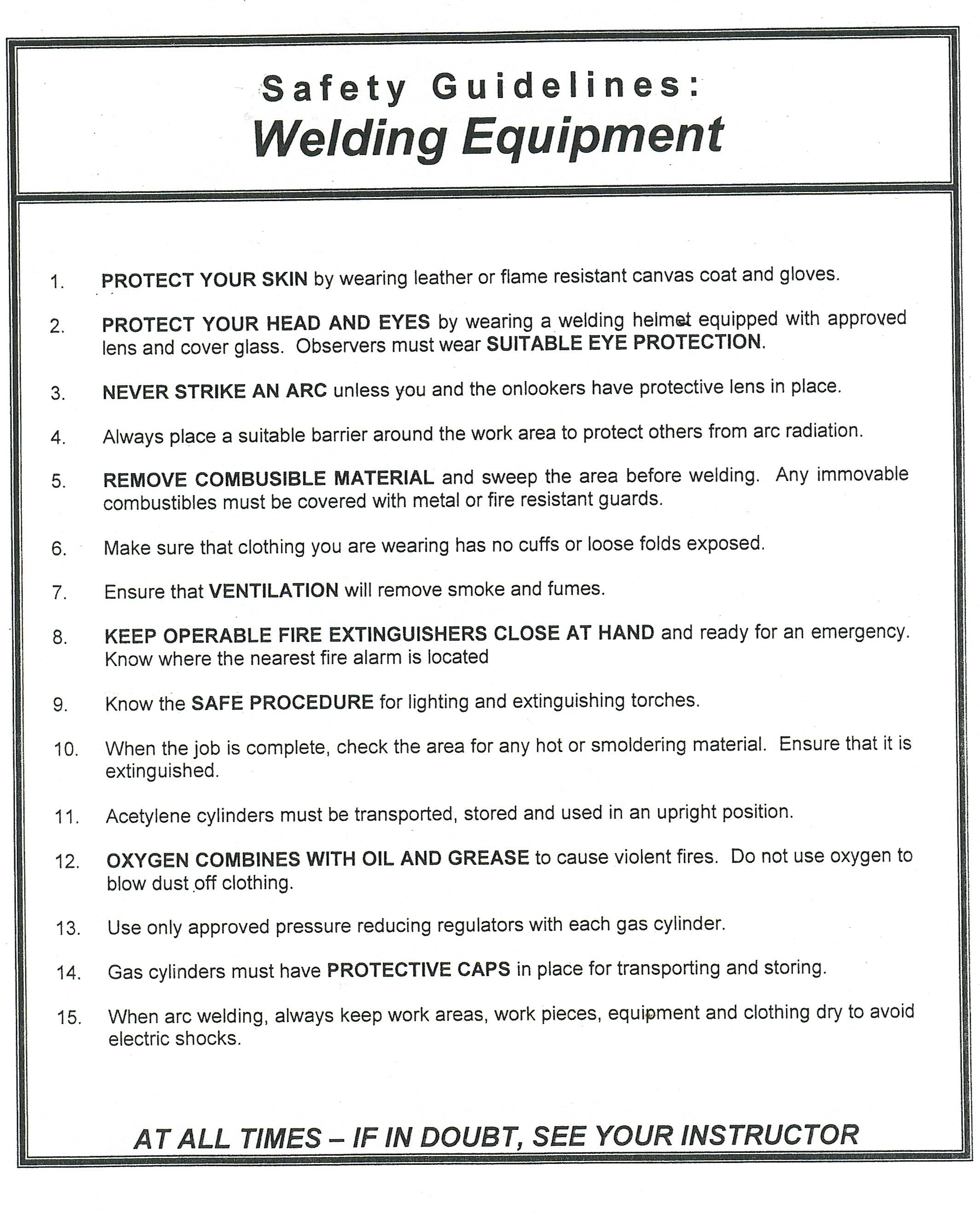 Pin By Jan Burger On Safety Signs Pinterest Welding And Fishbone Diagram Defects Workshop Security Guard Soldering Atelier Work Shop Garage