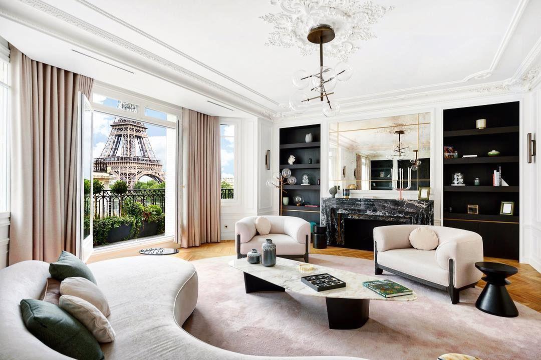 Daniel Feau Conseil Immobilier On Instagram Paris Xvie Trocadero Tres Bel Appartement Avec Une Vue Unique Sur La T Home Luxury Homes Beautiful Apartments