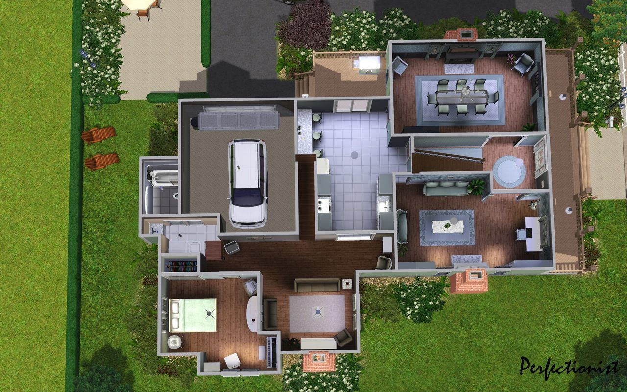 ICYMI: Single Story Modern House Plans In Sri Lanka ...