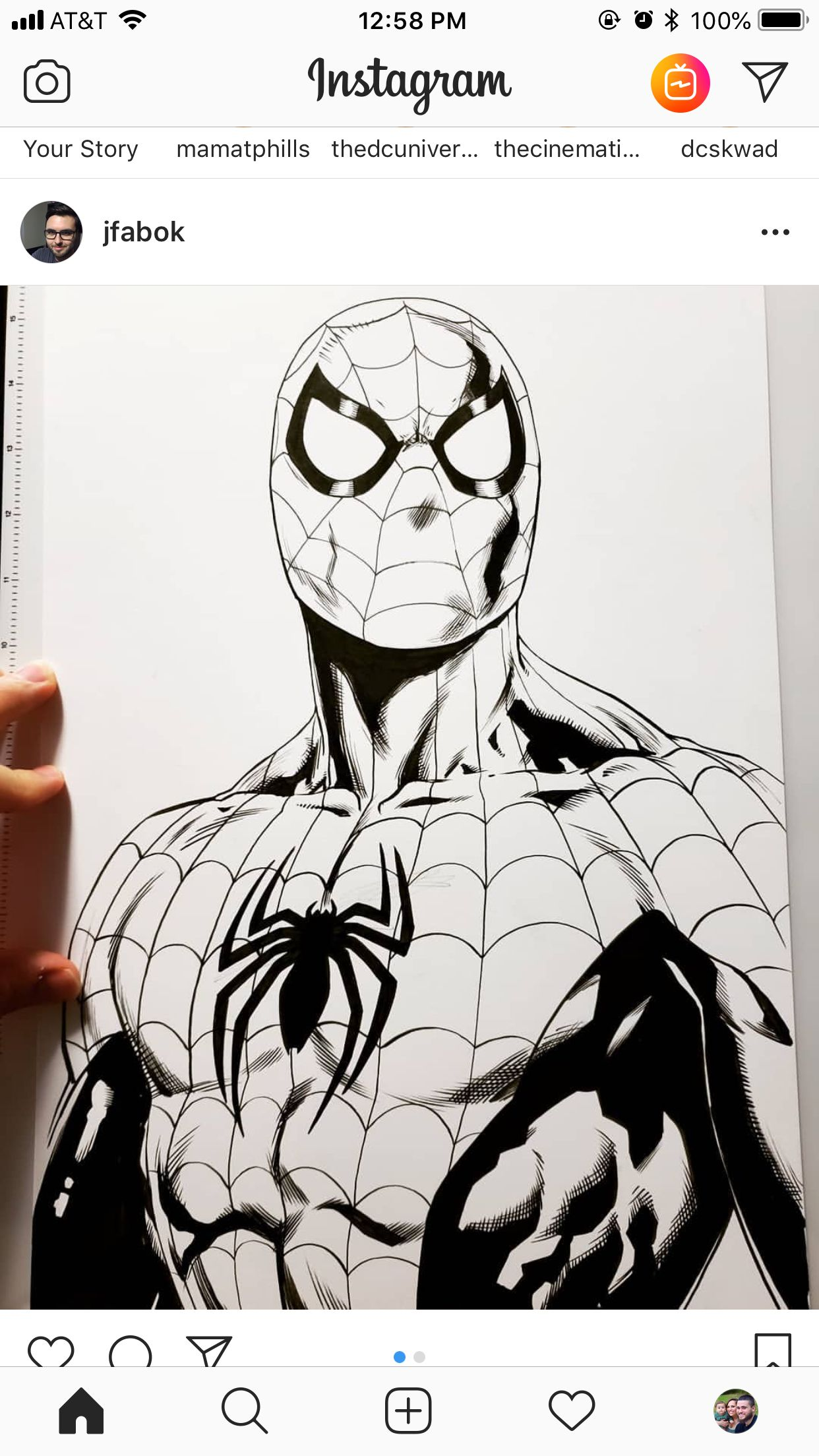 Pin By Jphillinmyself On Jason Fabok Sketches Or Other Marvel
