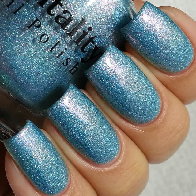 Mentality - Enter our daily giveaway! Two winners per day will receive two random picked Mentality nail polishes. US only, enter here: http://is.gd/EJZmoy [Detonate swatched by @lacquerloon. This polish is available with free US domestic shipping at mentalitynailpolish.com]