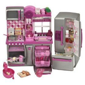 Our generation kitchen set | American girl doll house ideas ...