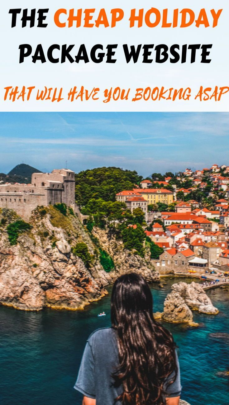 THE CHEAP HOLIDAY PACKAGE WEBSITE THAT WILL HAVE YOU