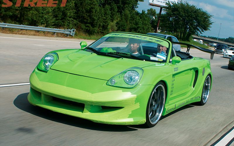 Used 2005 Toyota Mr2 Spyder Pricing Features Edmunds Upcomingcarshq Com