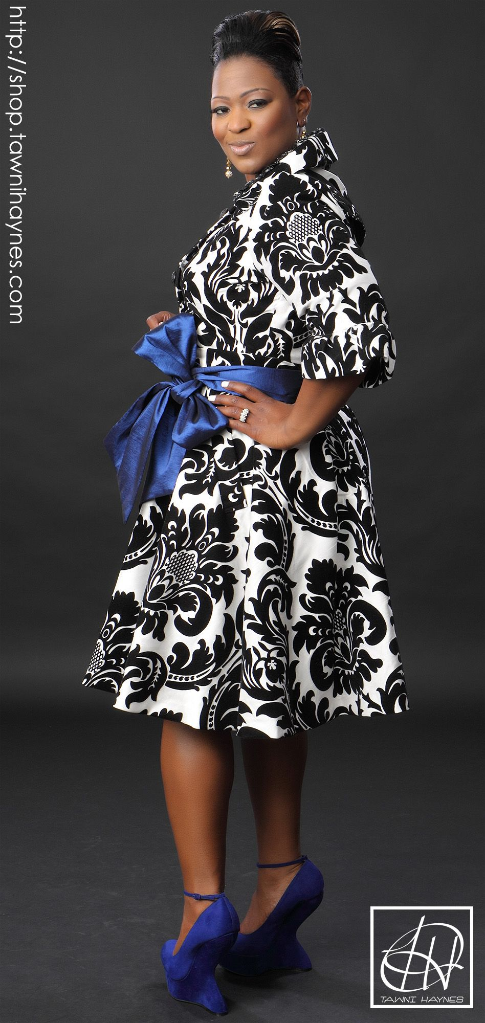 d3498b1ce7f Tawni Haynes Trench Dress with additional belts in the color of your  choice! Order   shop.tawnihaynes.com or call 972-754-5096.