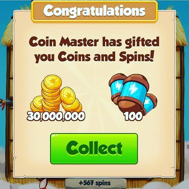 Level Coin Master Free Spins And Coins