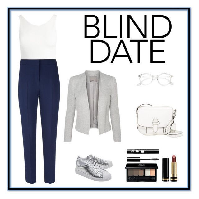 """""""#80"""" by janema on Polyvore featuring mode, Sans Souci, Hobbs, adidas Originals, MICHAEL Michael Kors, Gucci, MAKE UP FOR EVER et Charlotte Russe"""